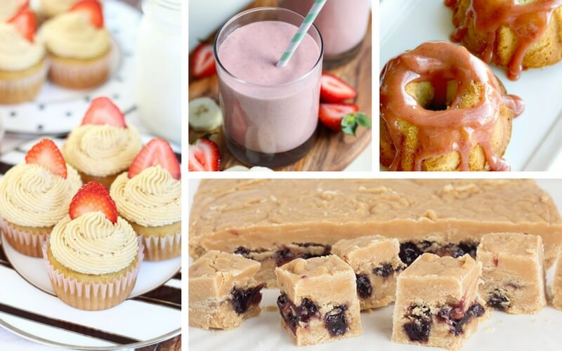 25 Totally Delicious PB&J Recipes to Try Today